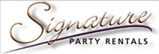 Signature Party Rentals